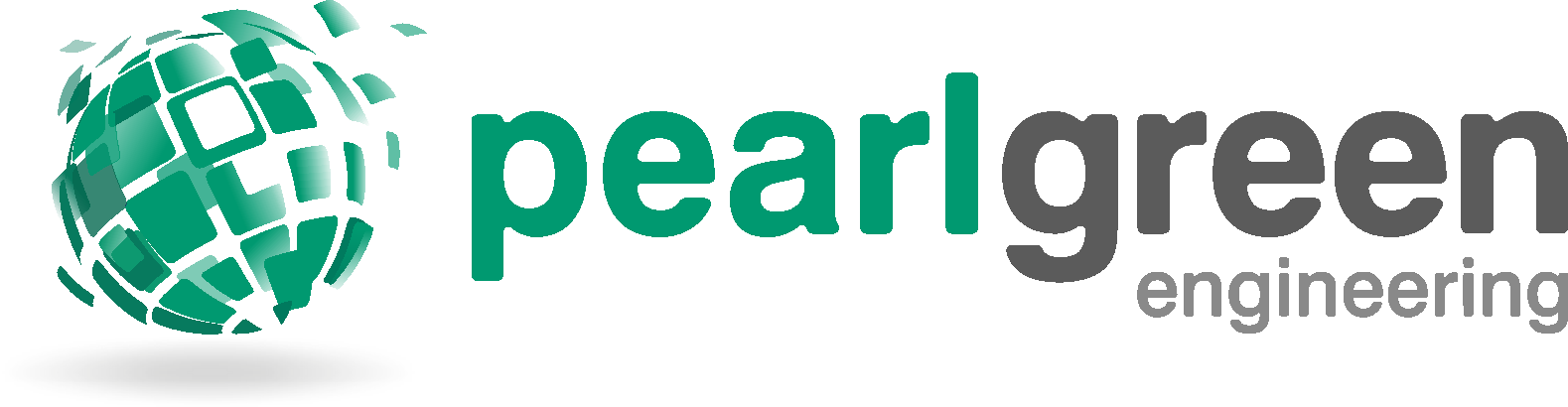Pearlgreen Engineering Logo